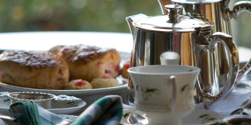 Afternoon Tea Connemara Hotel