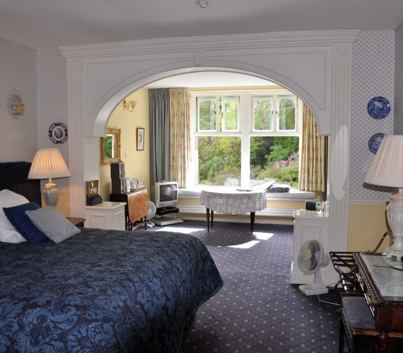 Historic Country House Hotel Accommodation Connemara : Hotel Suites