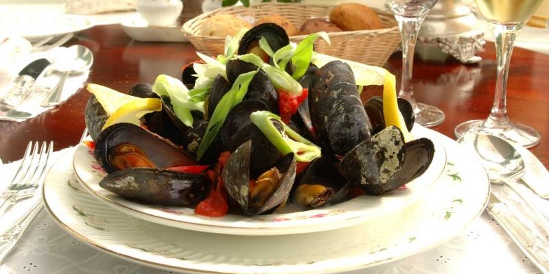 Hotel Restaurant, Fine Dining Connemara