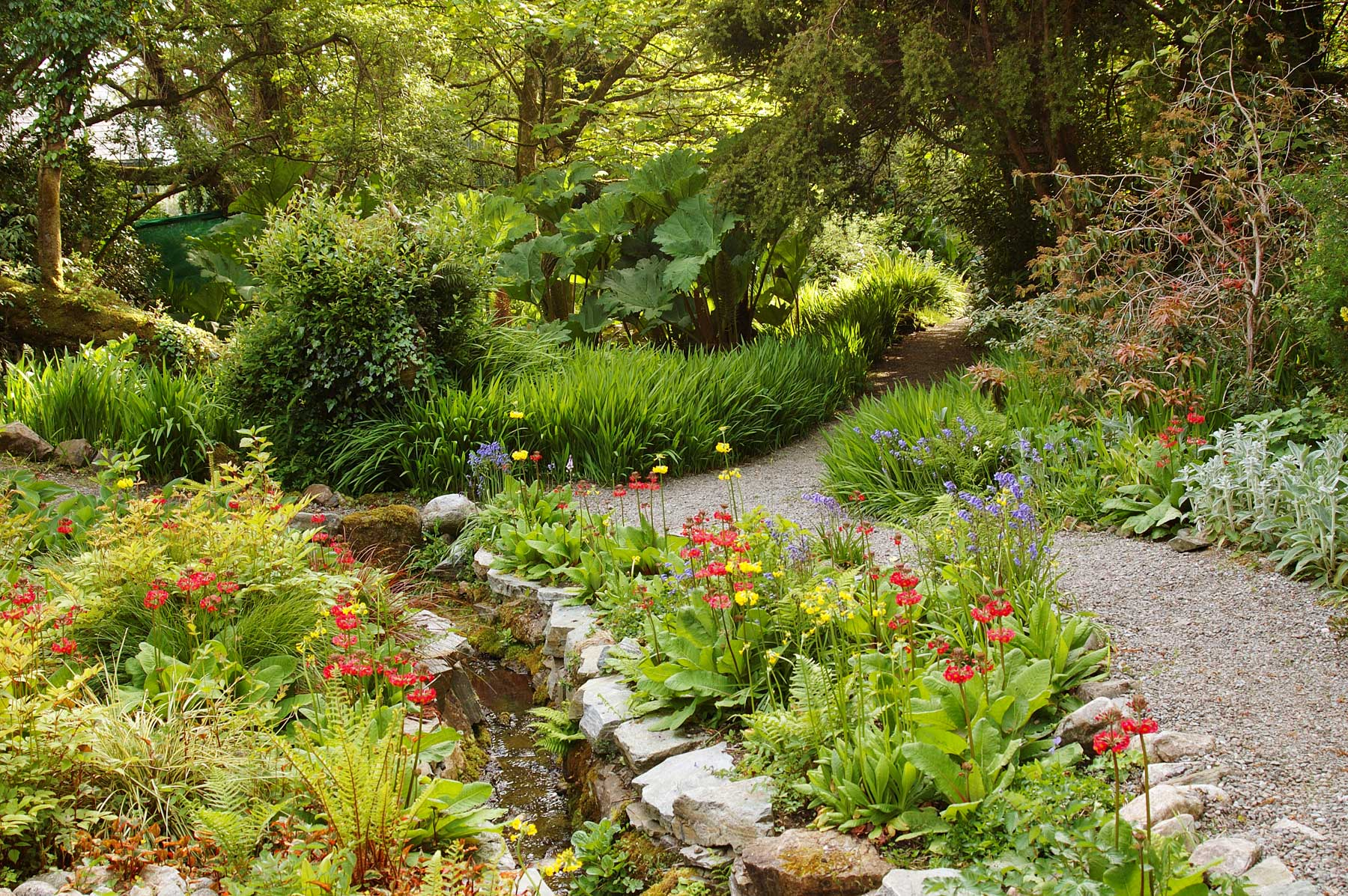 Cashel House Hotel, Connemara : Award Winning Gardens