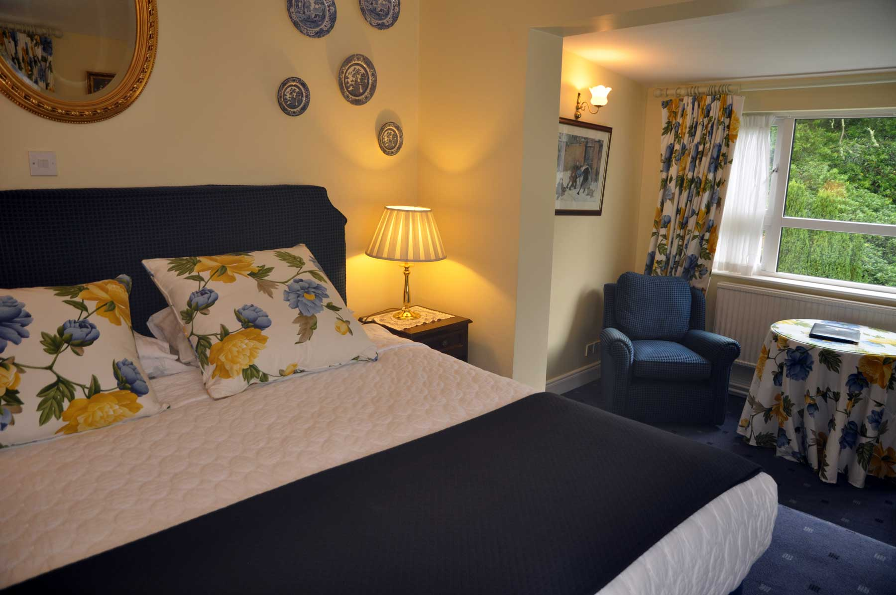 Historic Country House Hotel Accommodation Connemara