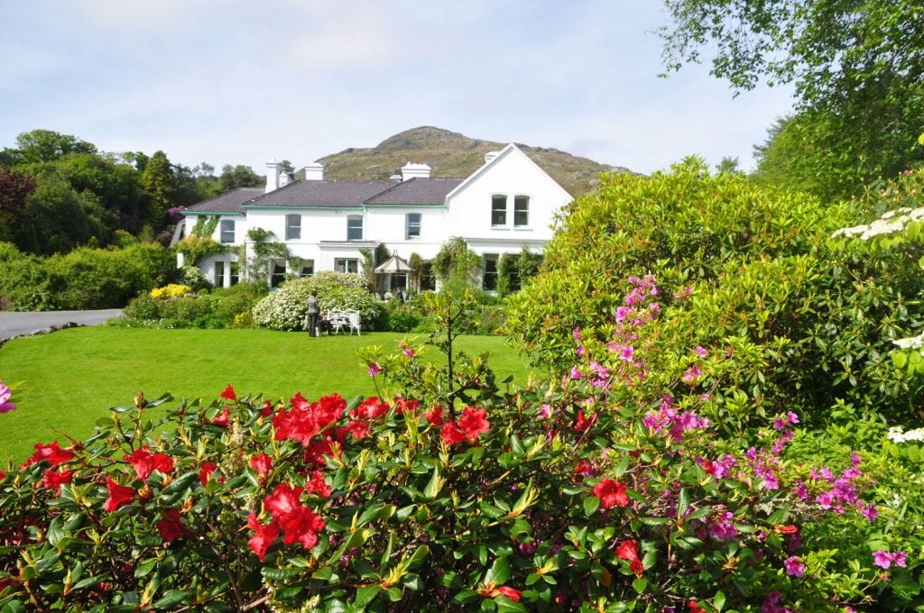 Enjoy Magical May & June Hotel Breaks in Connemara : book your Hotel Break at Cashel House Hotel, Connemara